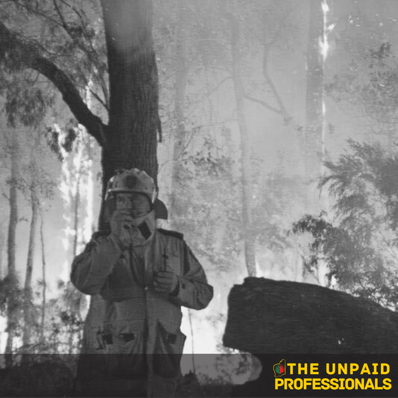 Unpaid Professionals - Phil Penny - Cover image
