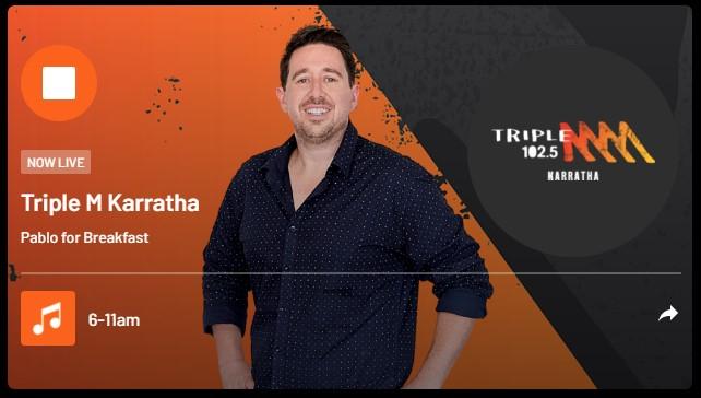 Triple M Karratha interview with Dave Gossage re launch of Baker Hughes Innovation Development Program