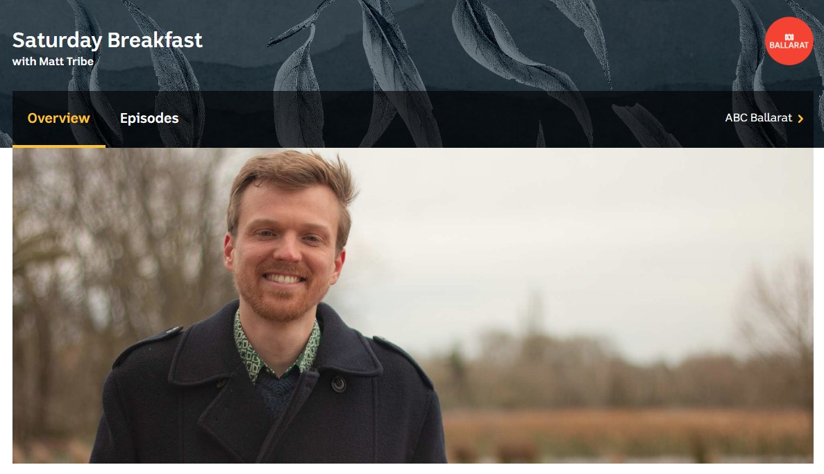 ABC Victoria (Ballarat) interview with Dave Gossage re launch of Baker Hughes Innovation Development Program