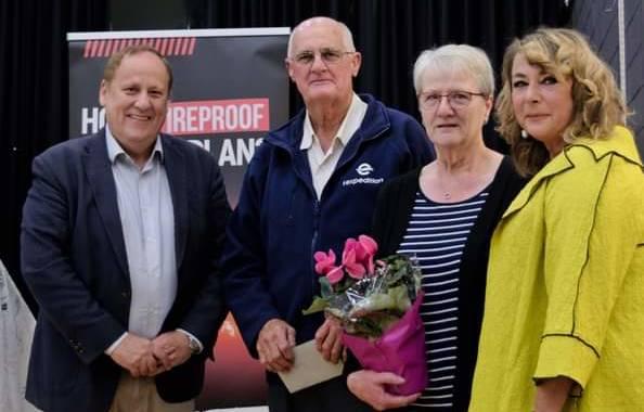 Bunbury Mail: Gelorup Bushfire Brigade acknowledges hard work of volunteers