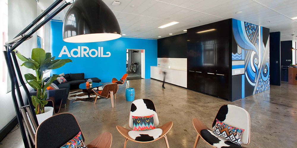 AdRoll is a marketing platform enabling brands of all sizes to create personalized ad campaigns based on their own website data.