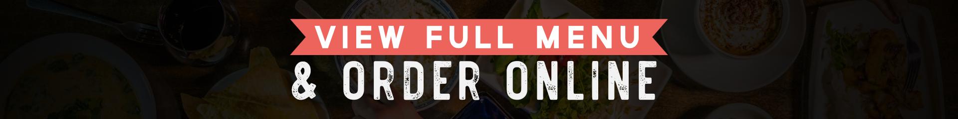 View our full menu & order online!