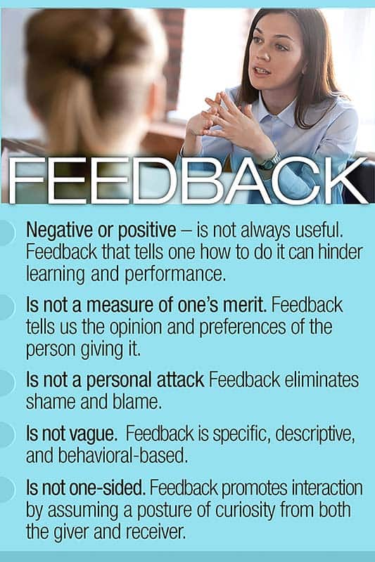 Doctor Feedback Graphic