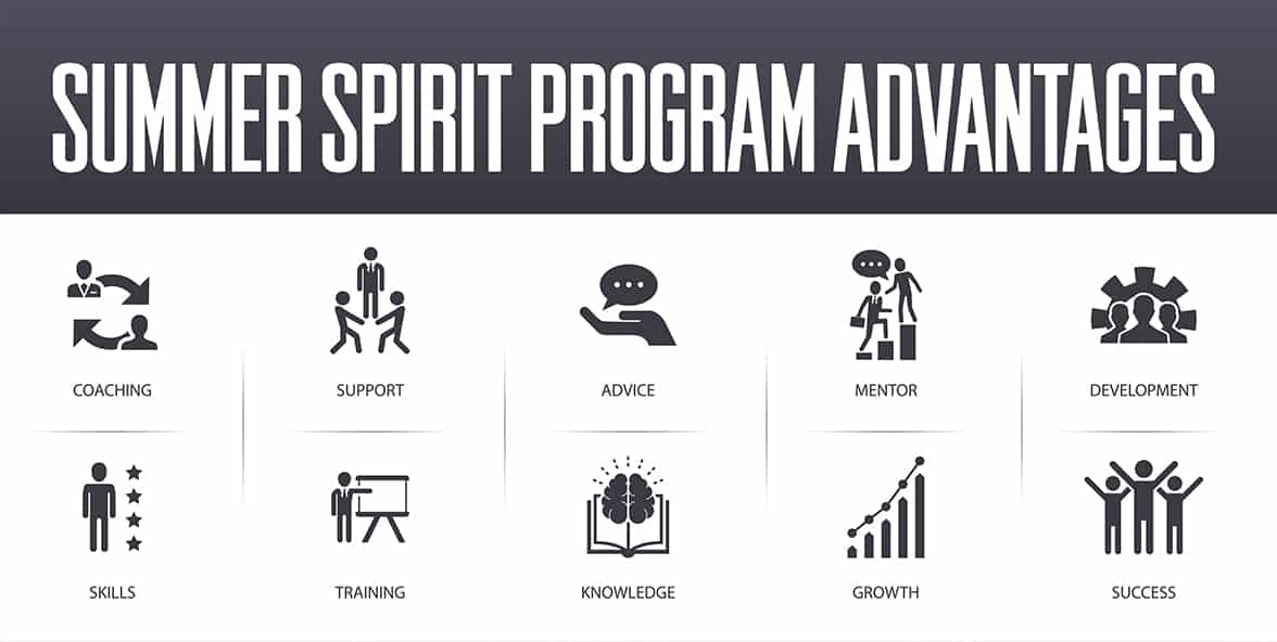 Advantages of Summer Spirit Program