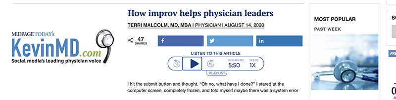 KEVINMD LINK MPL LEADERSHIP BLOG