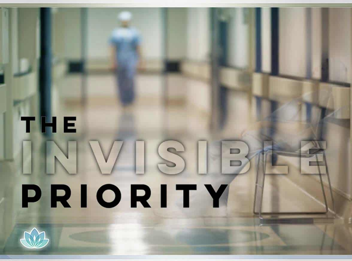THE INVISIBLE PRIORITY