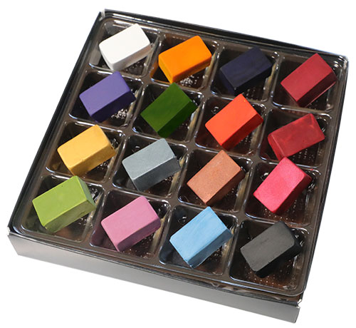 Color Brix Assortment From Chef Rubber