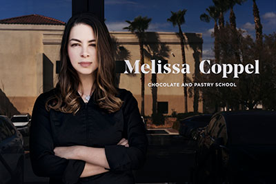 Melissa Coppel Chocolate and Pastry School