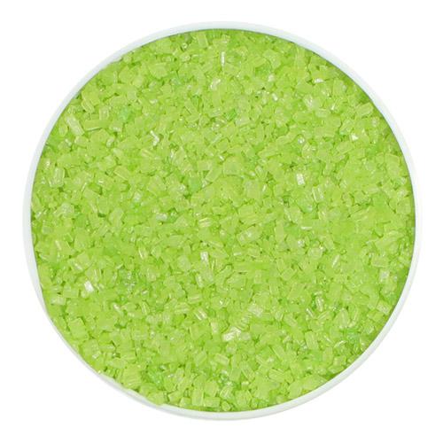 colored crystal sugar