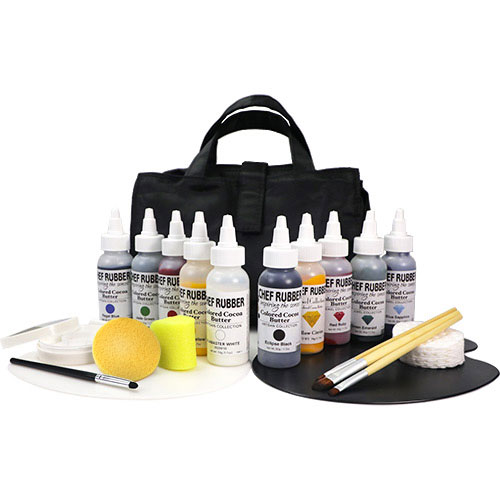 cocoa butter painting kit
