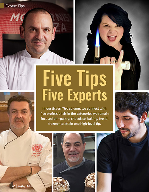 five tips five expertd