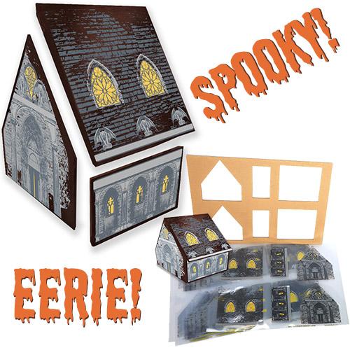 gargoyle house kit