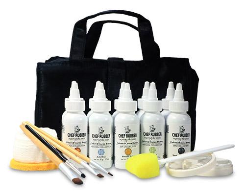 natural painting kit