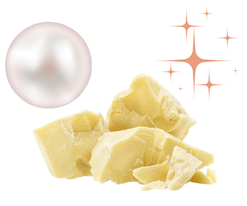pearl cocoa butter