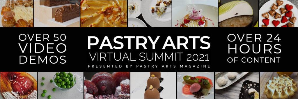 pastry arts virtual summit