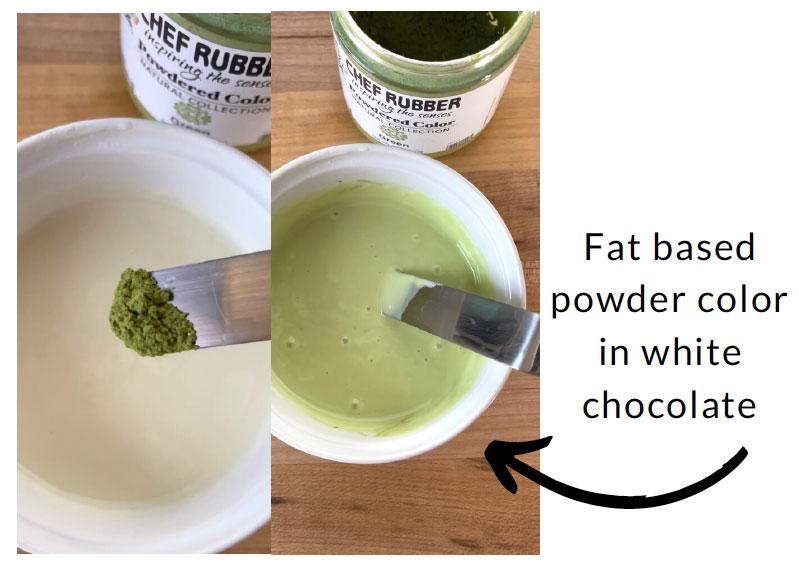 fat soluble powder