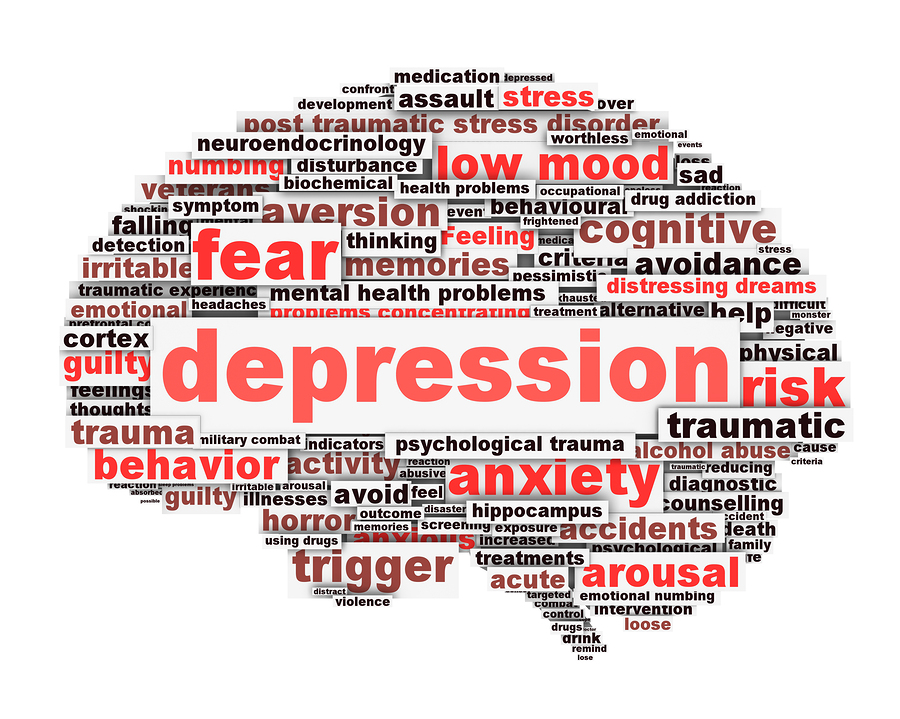 Chronic Nerve Pain Linked to Anxiety and Depression