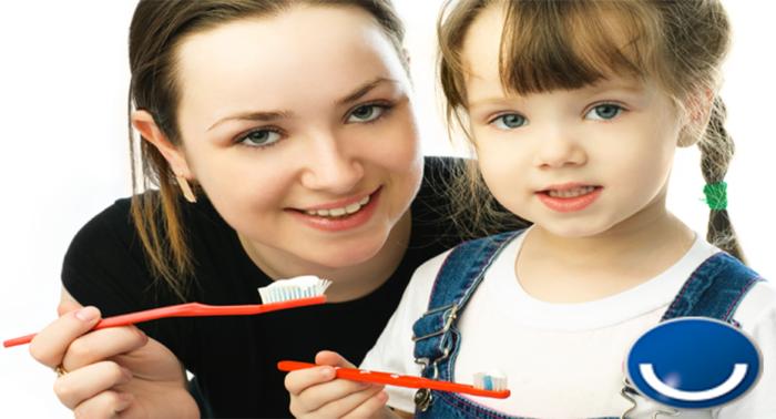 National Children's Dental Health Month   Bloomfield Dental Center