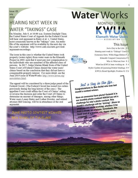 Klamath Water User Association