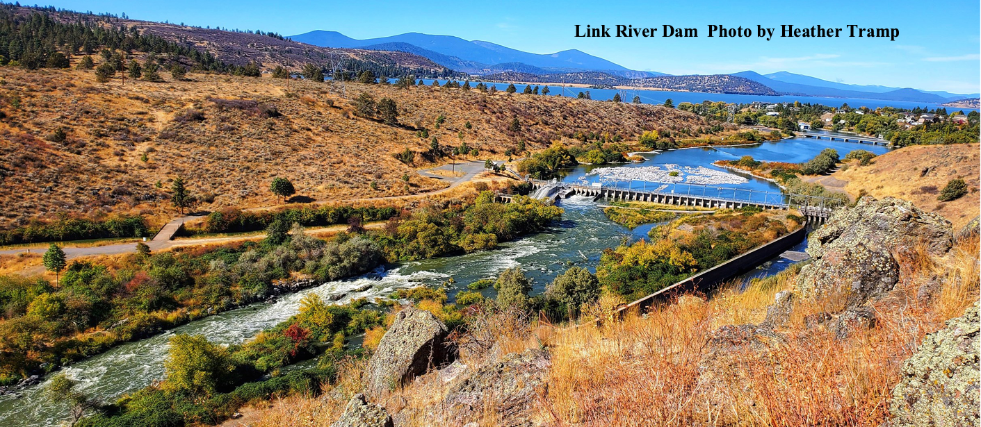 Link River Dam - Heather Tramp