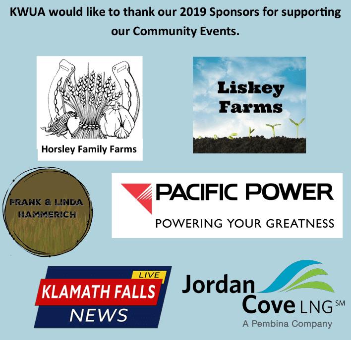 KWUA Sponsors