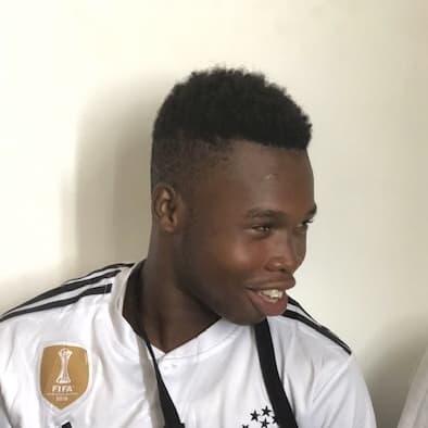Samuel Dzakpa (Sammy)