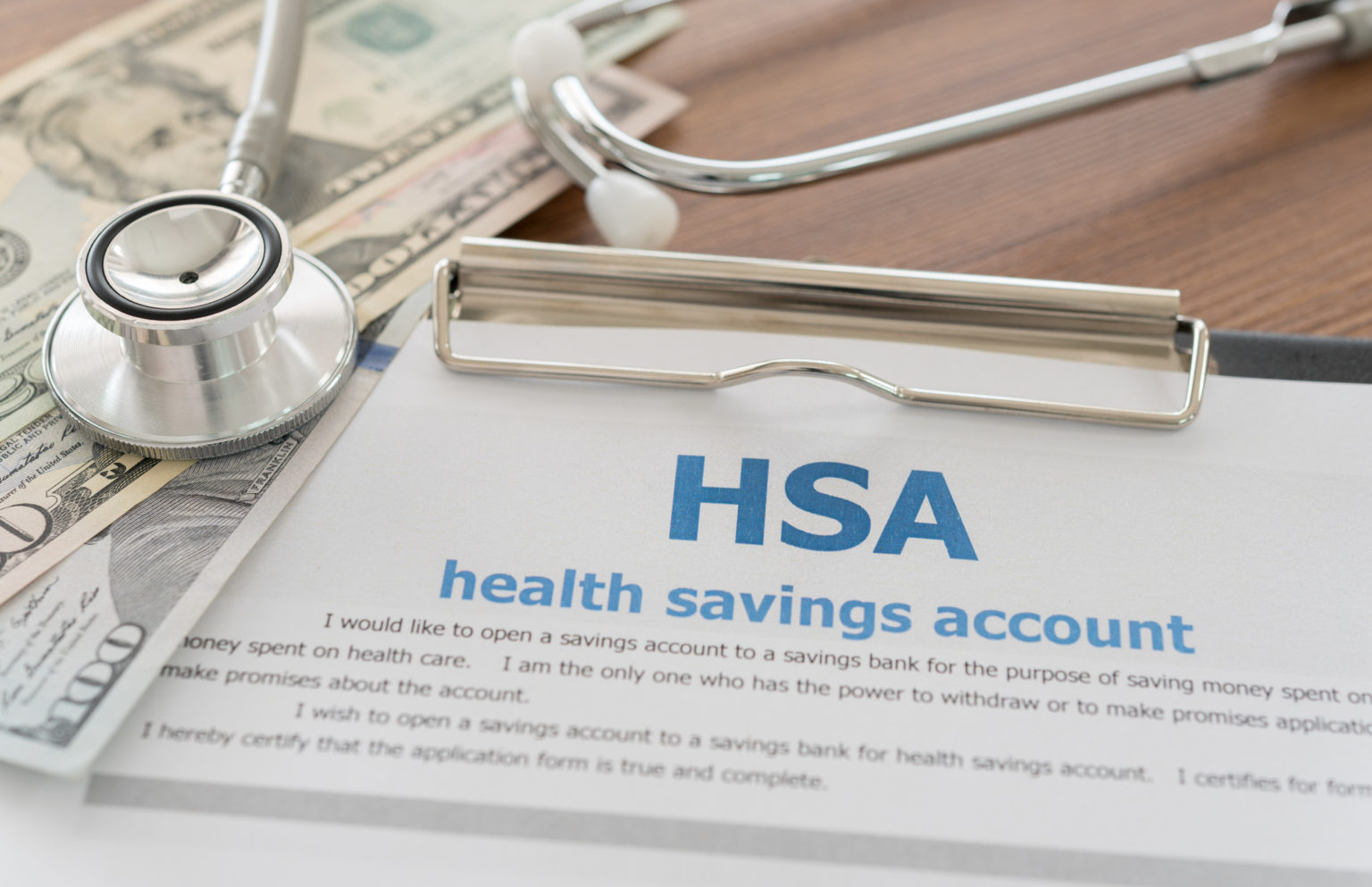 An HSA can help you grow important money for future healthcare services tax-deferred.