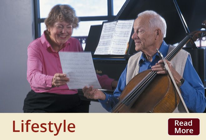 Academy Villas Assisted Living Lifestyle