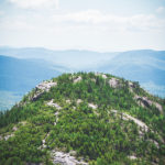 Marketing company in New Hampshire home, Welch and Dickey hike