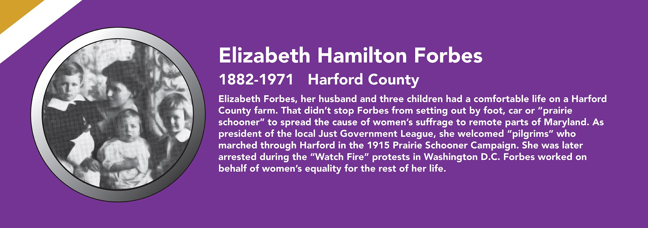 Elizabeth Hamilton Forbes