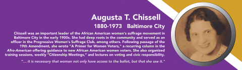 Augusta T Chissell