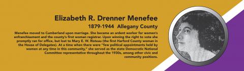 Elizabeth R Drenner