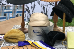 Womens-Equality-Day-Druid-Hill-Park-dispaly-hats