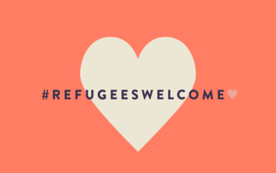 Pictures from our Refugee Welcome Dinner