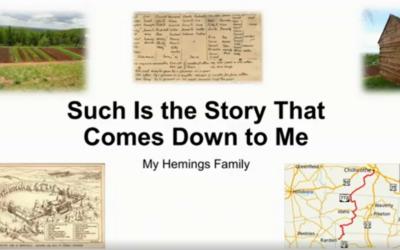 (VIDEO) Jerrie Steward – Great Granddaughter of the enslaved Sally Hemings and Thomas Jefferson