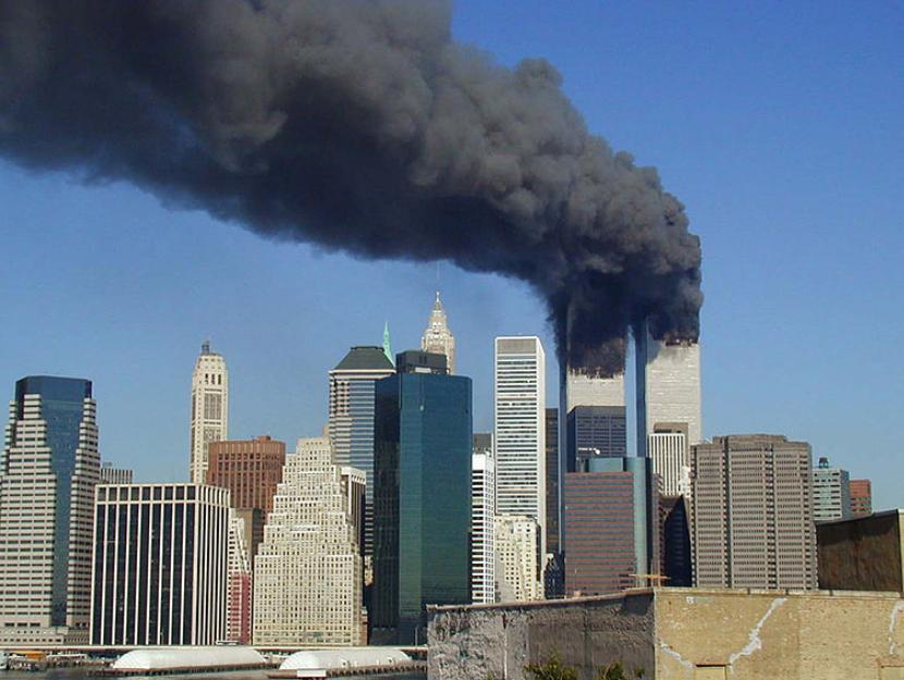 (Members Blog) My 9/11 by Muriel Tillinghast