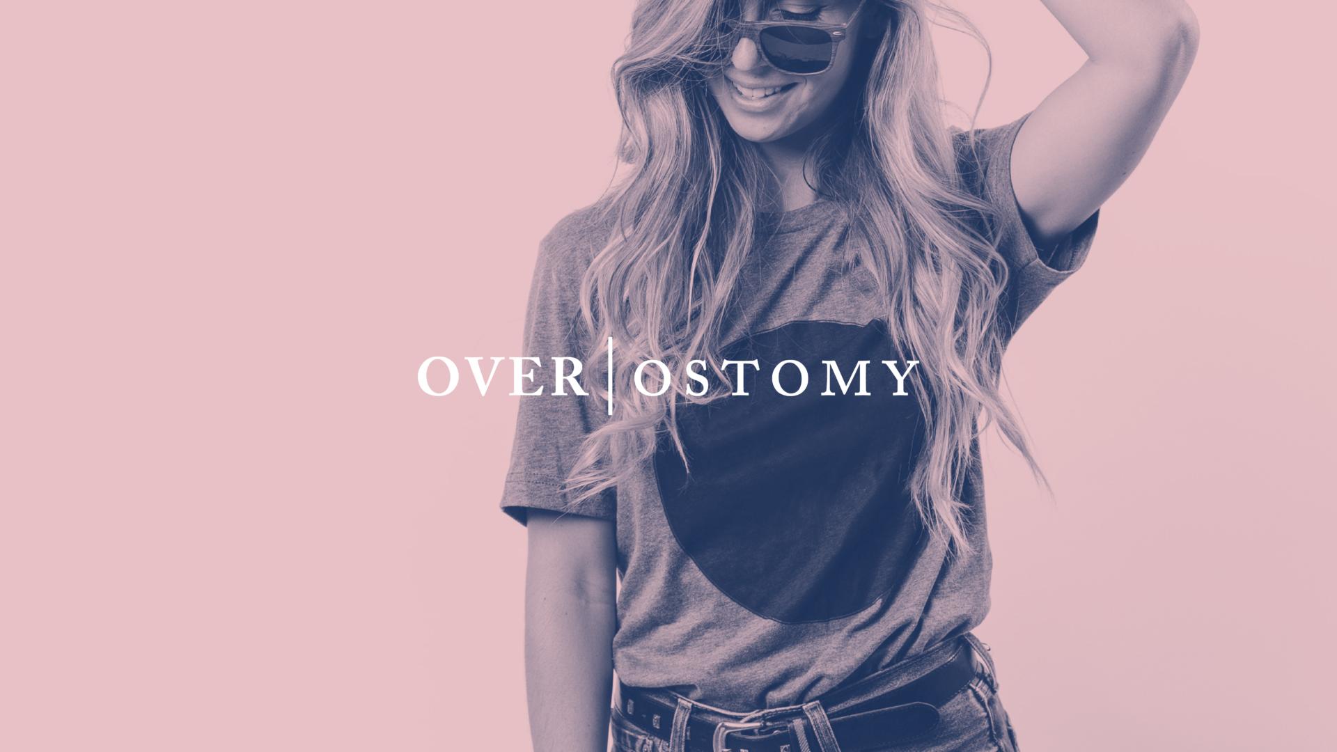 Over Ostomy - Branding   The Underground Design Studio
