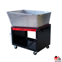 Standard Camel Cart with Aluminum Bin