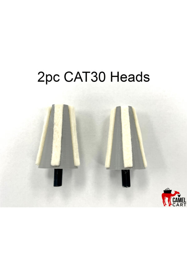 2pc CAT 30 Heads brevard county florida