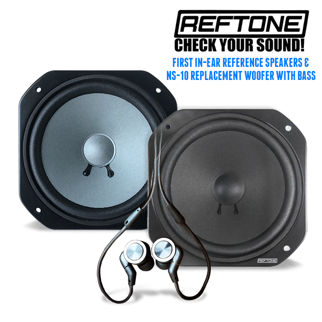 REFTONE SPEAKERS LAUNCHES INDIEGOGO CROWDFUNDING CAMPAIGN & OFFERS  NEW REFERENCE PRODUCTS FOR 2020