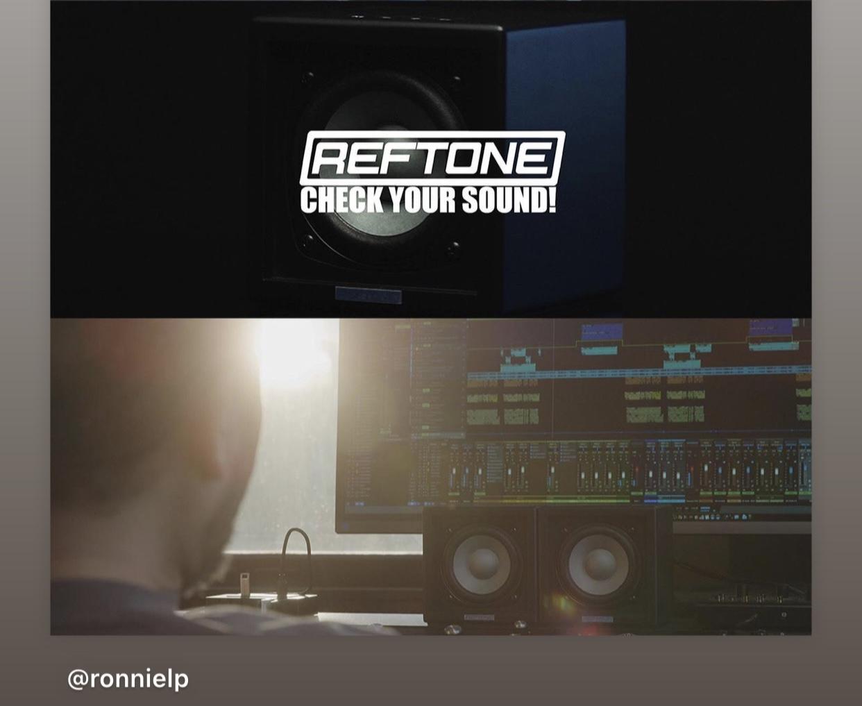 Reftone Ref-Cubes Product Video Debuts @ Sweetwater #GearFest2021