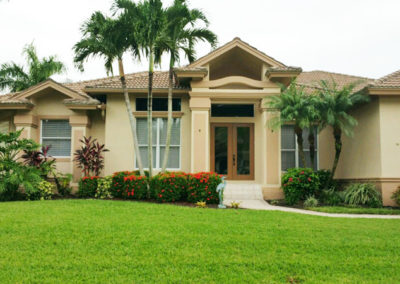 Exterior House Painting in Marco Island, Florida - aceperformanceplus.com