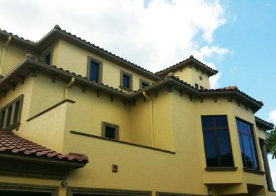Exterior House Painting - Multi-level home in Naples, Florida - aceperformanceplus.com