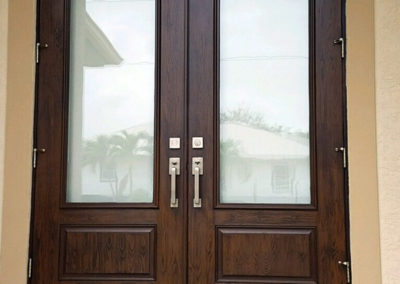 Front Door Wood Restoration - aceperformanceplus.com