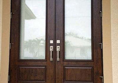 Front Door Wood Restoration - aceperformanceplus.com