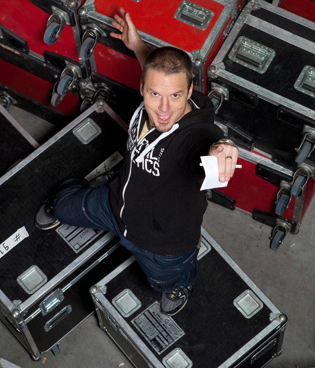 Bart Doerfler, Choreographer
