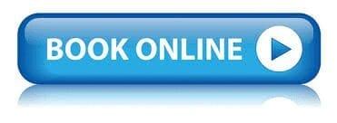 flybus book online sign blue color