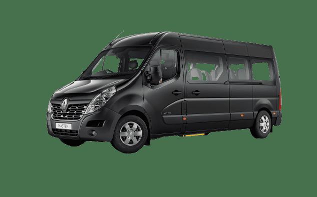 flybus mini bus hire fleet 11 seater mini bus