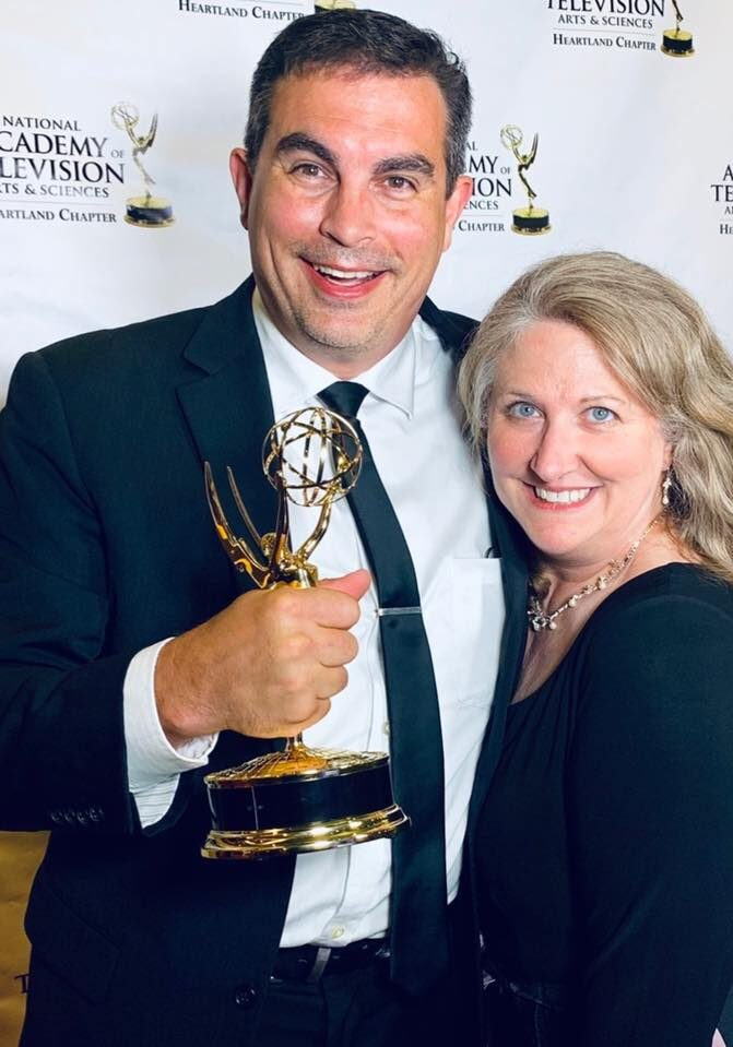 Laurie and Dave Uhler