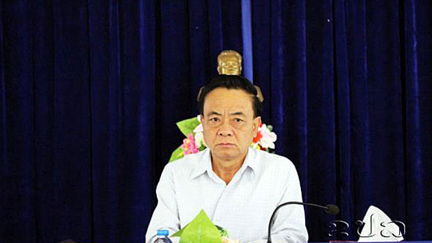 SOURCE: RADIO FREE ASIA – Second Lao Governor Dismissed Over Illegal Logging Claims